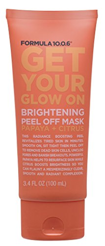 Formula Ten-O-Six - Get Your Glow On, Peel-off Mask