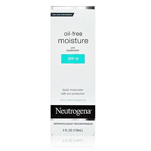 Neutrogena Oil-Free Moisture, SPF 15