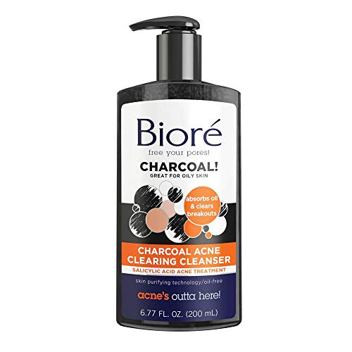 Bioré - Charcoal Acne Clearing Cleanser