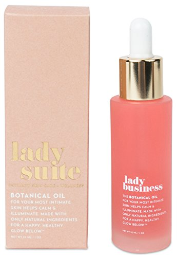 Lady Suite - Lady Business Rejuvenating Botanical Oil For Intimate Skin