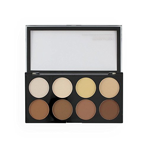 Makeup Revolution - Iconic Lights and Contour Pro