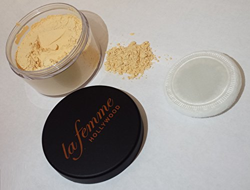 La Femme - La Femme Mattifying Loose Powder by La Femme