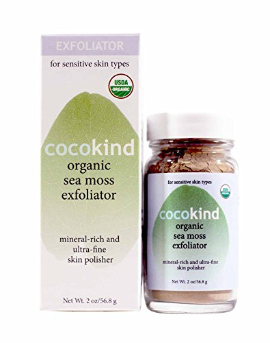 Cocokind - Organic Sea Moss Exfoliator