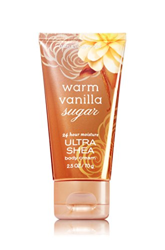 Ultra Shea Body Cream 2.5 oz - Warm Vanilla Sugar Travel Size Body Cream 2.5 oz