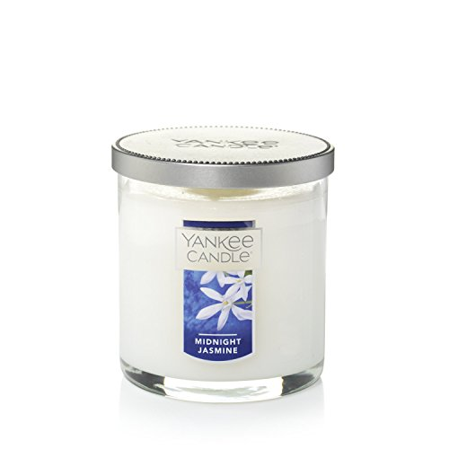 Yankee Candle - Yankee Candle Small Tumbler Candle, Midnight Jasmine
