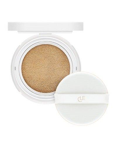 null - CLE Cosmetics Essences Moonlighter Cushion in Gunting Buff 0.25 Oz