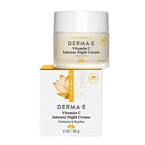 DERMA-E - DERMA E Vitamin C Intense Night Cream 2oz