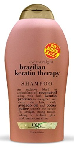 OGX - Ever Straight - Brazilian Keratin Therapy Shampoo