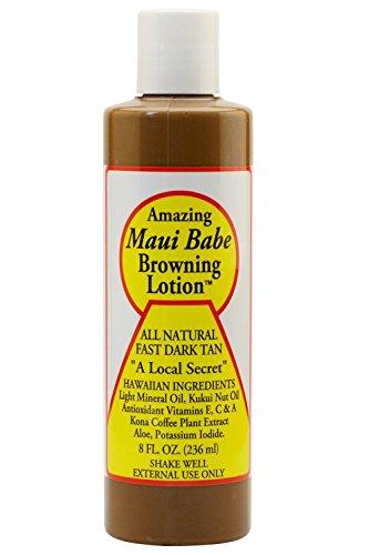 Maui Babe - Maui Babe Browning Lotion 8 Ounces