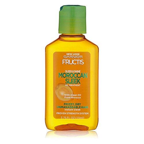 Garnier - Garnier Fructis Sleek & Shine Moroccan Oil Treatment 3.75 Ounce (111ml) (2 Pack)