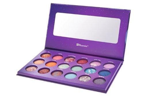 BHCosmetics BH Cosmetics Eye Shadow Palette, Galaxy Chic
