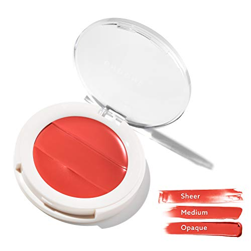 Undone Beauty - 3-in-1 Lip + Cheek Cream, Blazen