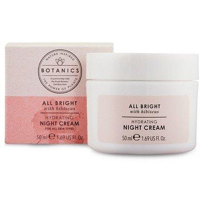 Botanics - Botanics174; All Bright Night Cream - 1.69oz