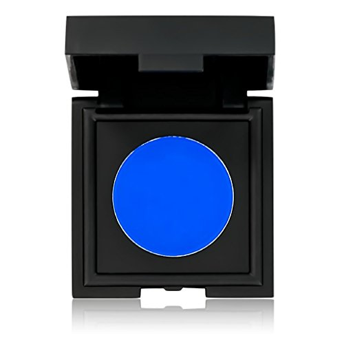 Nomad Cosmetics NOMAD x Marrakesh Intense Eyeshadow in Jardin Majorelle, Matte Cobalt Blue