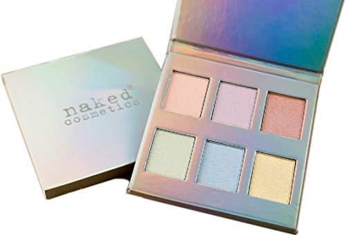 NakedCosmetics - Naked Cosmetics Holographic Highlighter Palette