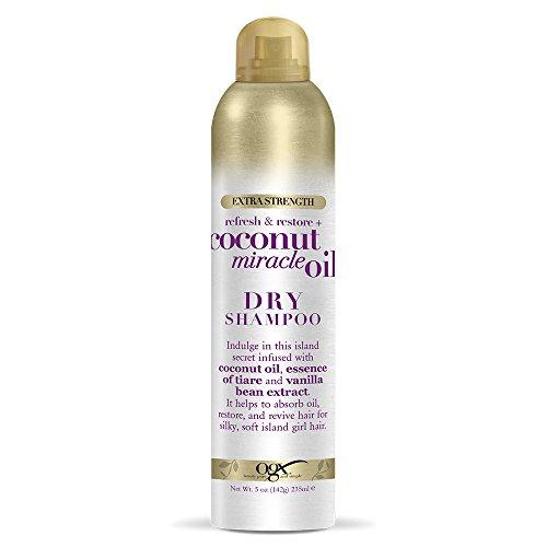 Organix Coconut Miracle Oil Dry Shampoo