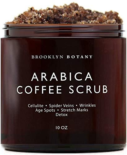 Brooklyn Botany - Arabica Coffee Scrub