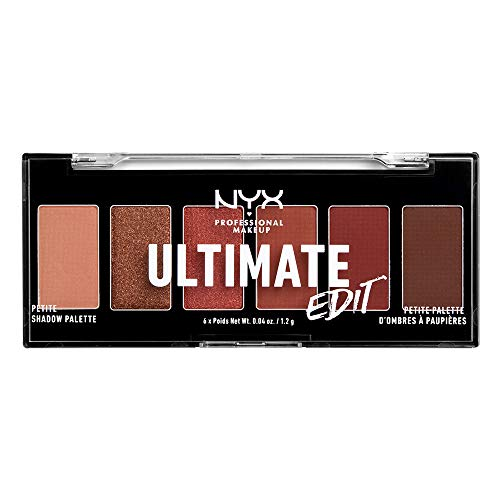 NYX PROFESSIONAL MAKEUP - Nyx Professional Makeup Ultimate Edit Petite Shadow Palette, Phoenix, 0.04 Ounce