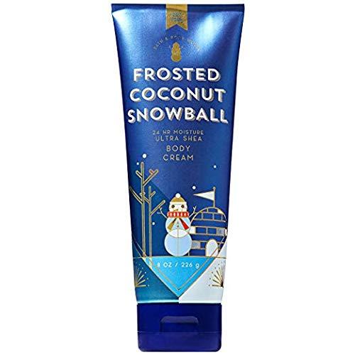 Bath & Body Works - Frosted Coconut Snowball Ultra Shea Body Cream