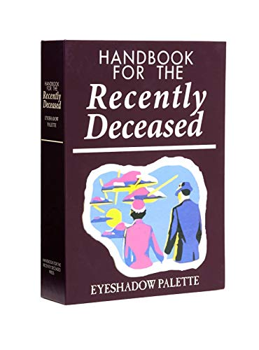 Handbook For The Recently Deceased - Handbook For The Recently Deceased Beetlejuice Eyeshadow Palette 12 Colors