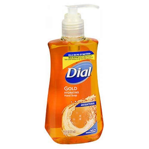 Dial - Dial Antibacterial Liquid Hand Soap Gold 7.50 oz (Pack of 2)