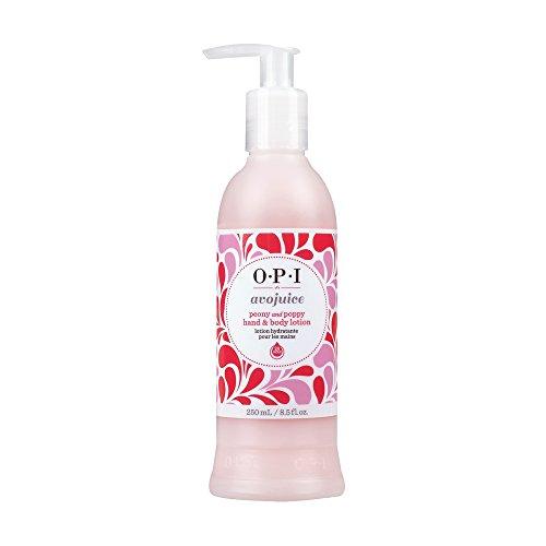 OPI - Avojuice Hand Lotion, Peony & Poppy