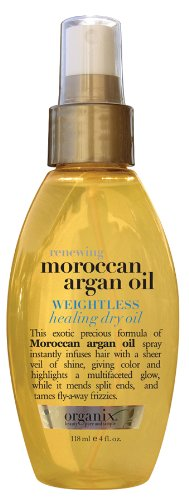 OGX - Moroccan Argan Oil Weightless Dry Oil