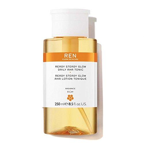 REN - REN Ready Steady Glow Daily AHA Tonic - 250 ml