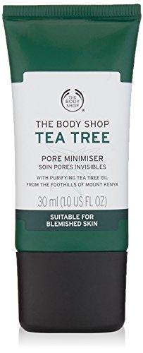 The Body Shop - The Body Shop Tea Tree Pore Minimizer, Made with Tea Tree Oil, 100% Vegan, 1 Oz.