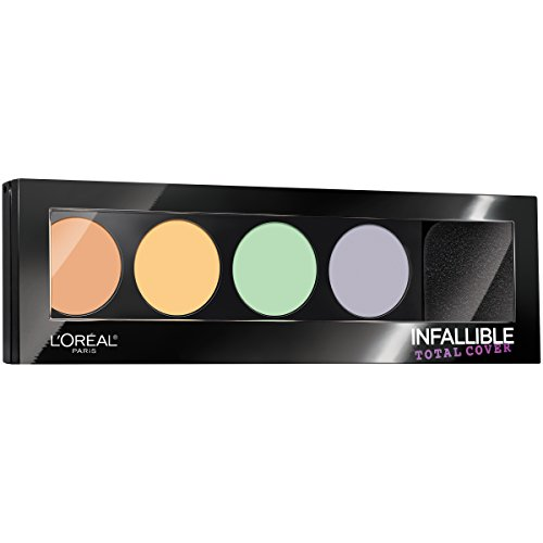 L'Oreal - Infallible Total Cover Color Correcting Kit