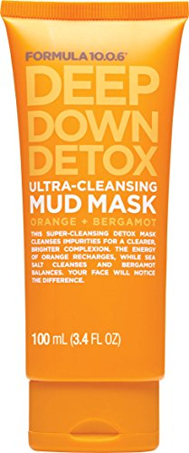 Formula Ten-O-Six Deep Down Detox Facial Masks