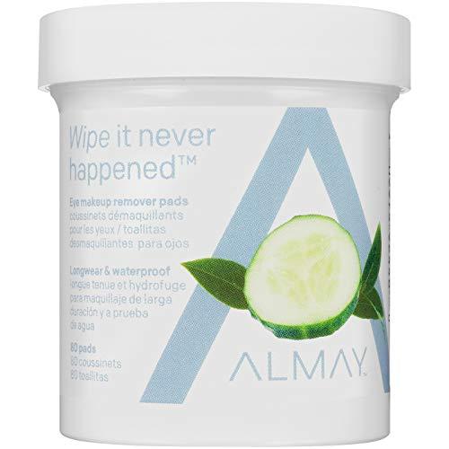 Almay - Longwear & Waterproof Eye Makeup Remover Pads