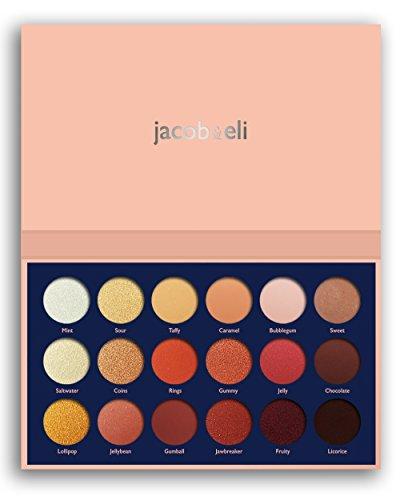 Jacob & Eli - Eyeshadow Palette, Candy Peaches