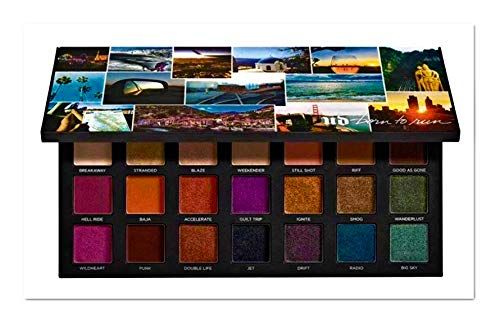 UDCosmetics Born To Run Eyeshadow Palette Authentic