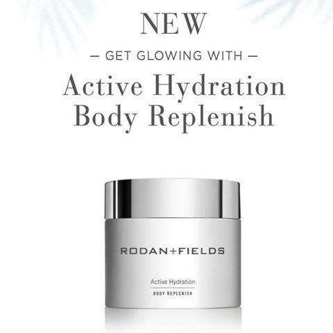 Rodan + Fields - Active Hydration Body Replenish