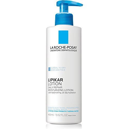 La Roche-Posay - La Roche-Posay Lipikar Body Lotion Daily Repair Moisturizing Lotion, 13.52 Fl. Oz.
