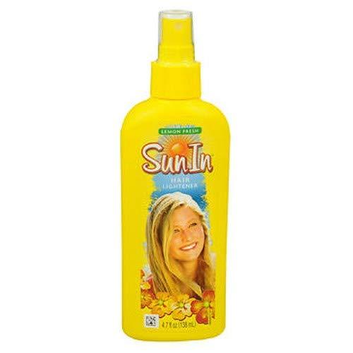 Sun-In - Sun-In Hair Lightener Spray Lemon Fresh 4.70 oz (Pack of 8)