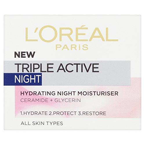 L'Oreal Paris - Triple Active Night Cream