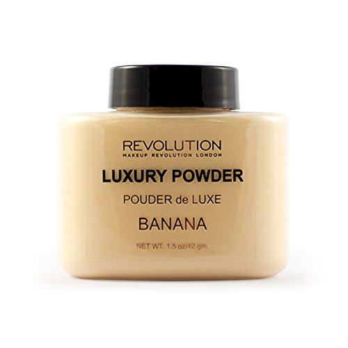 Makeup Revolution - Luxury Banana Powder