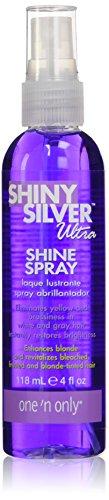 One 'n Only - Shiny Silver Ultra Shine Spray