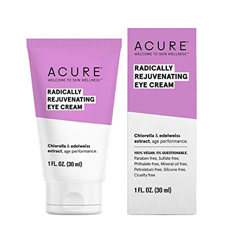 null - ACURE Radically Rejuvenating Eye Cream, 1 Fl. OZ. - Pack of 2