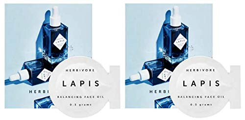 Herbivore - Herbivore Lapis Balancing Face Oil Sample Packets, Set of 2