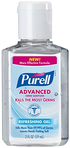 Purell - Purell Instant Hand Sanitizer - 2 oz