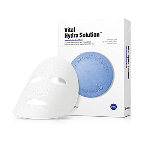 Dr.Jart+ Dr.Jart+ Vital Hydra Solution Deep Hydration Mask Sheet 25g (0.9oz.) 5ea Set