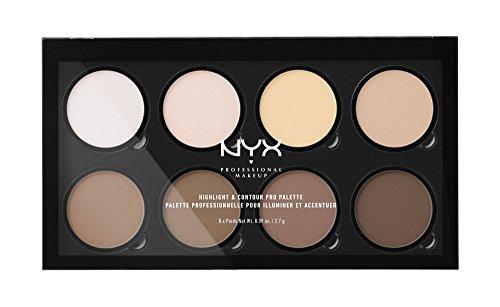 NYX - Highlight & Contour Pro Palette