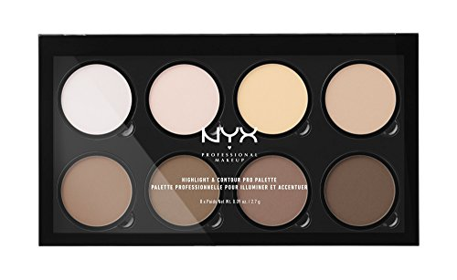 NYX - NYX Professional Makeup Highlight & Contour Pro Palette