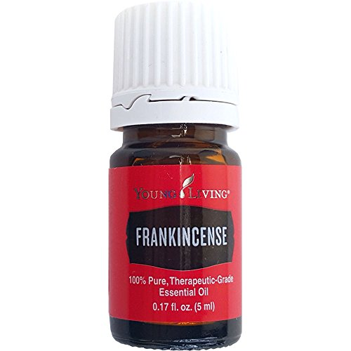 YOUNG LIVING ESSENTIAL OILS - Frankincense Essential Oil 5ml by Young Living Essential Oils