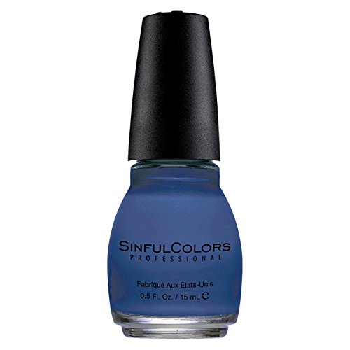 SinfulColors - Sinful Colors Nail Polish, Rain Storm, 0.5 fl oz