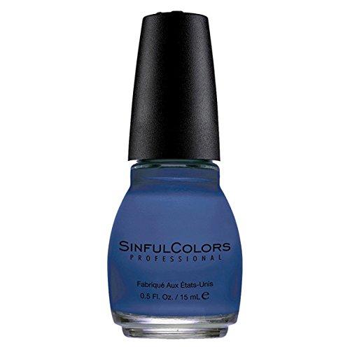 SinfulColors - Sinful Colors Nail Polish, Rain Storm, 0.5 fl oz