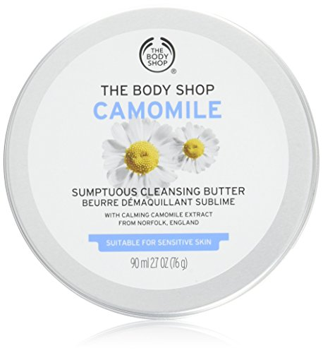 The Body Shop - The Body Shop Camomile Sumptuous Cleansing Butter, 2.7 Oz